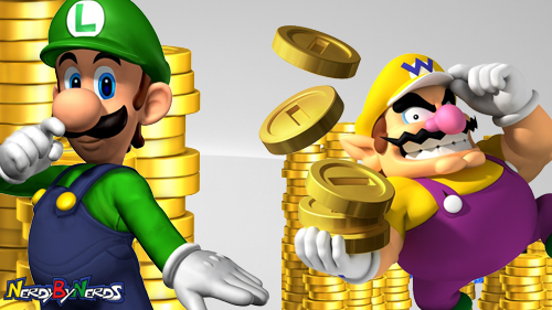 Luigi x Wario