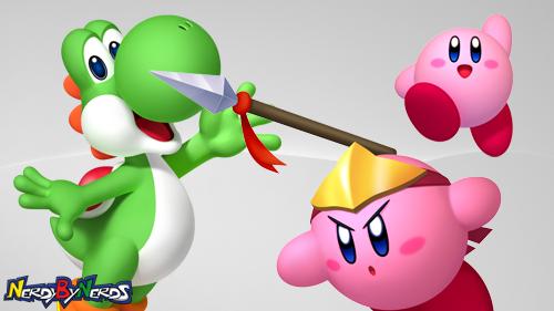 Yoshi x Kirby