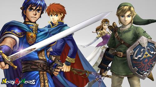 Zelda x Fire Emblem