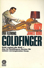 Goldfinger-Cover