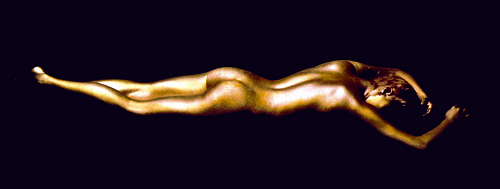goldfinger-Woman