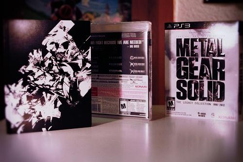 Metal Gear 500px