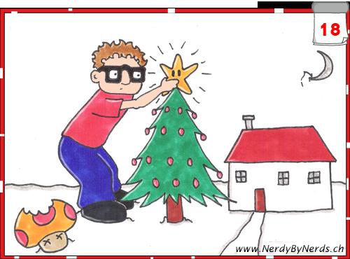 18nerd-weihnachtsbaum